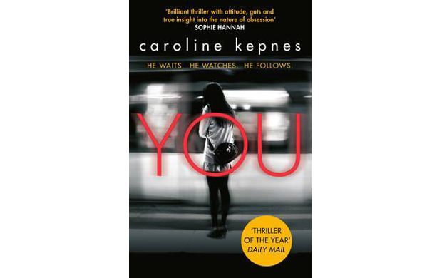 YOU by Caroline Kepnes best books of 2019