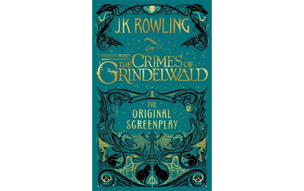 The Crimes of Grindelwald J.K.Rowling best books 2019