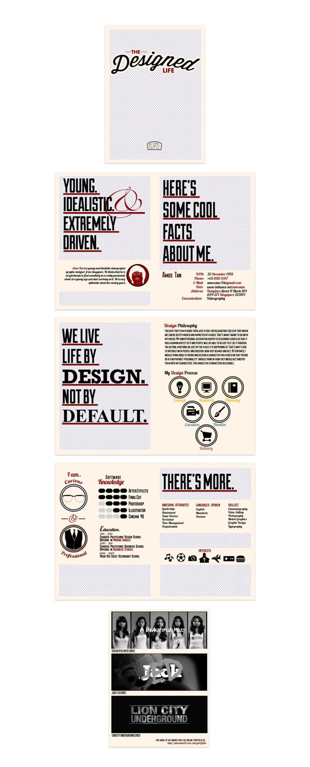 graphic designer freelance portfolio