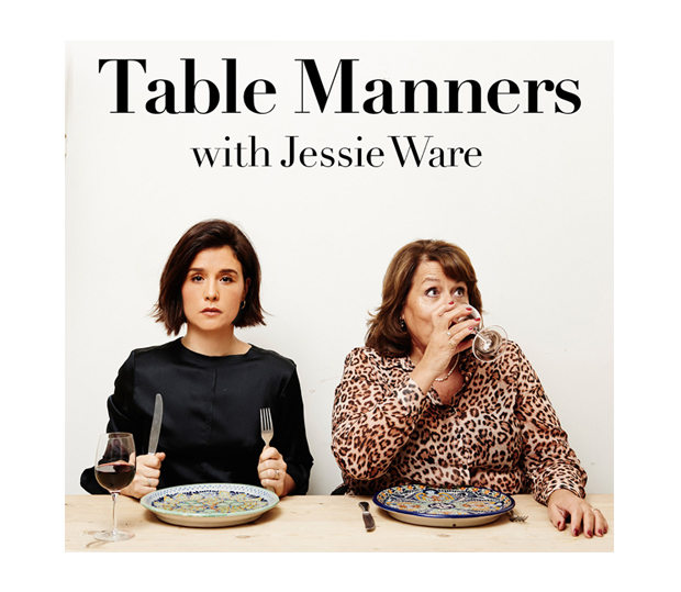 Best interview podcasts Table manners with Jessie Ware