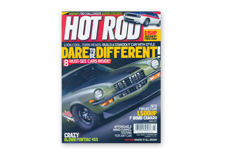 the best auto magazines hot rod
