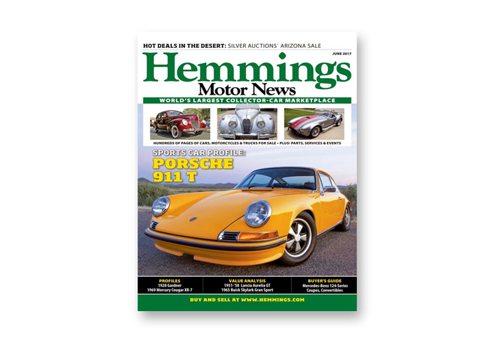 best car magazines hemmings motor news