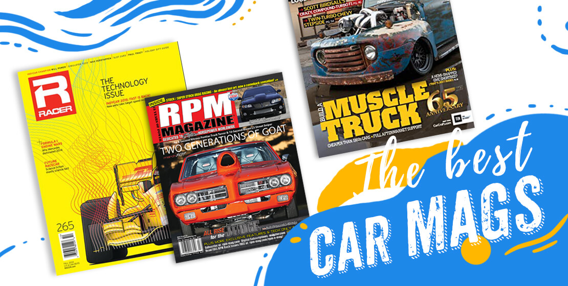the best car magazines