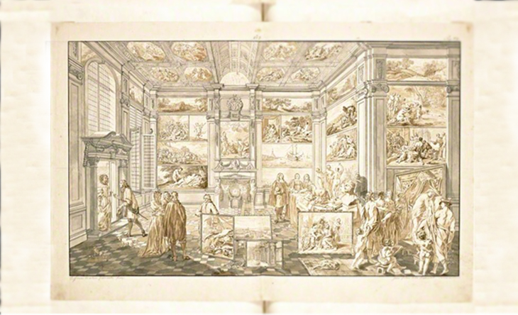 the art of art catalogs Dusseldorf gallery