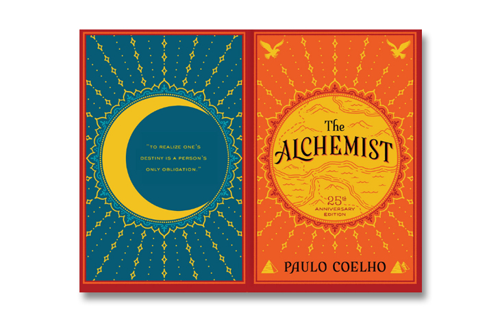 the alchemist uplifting books