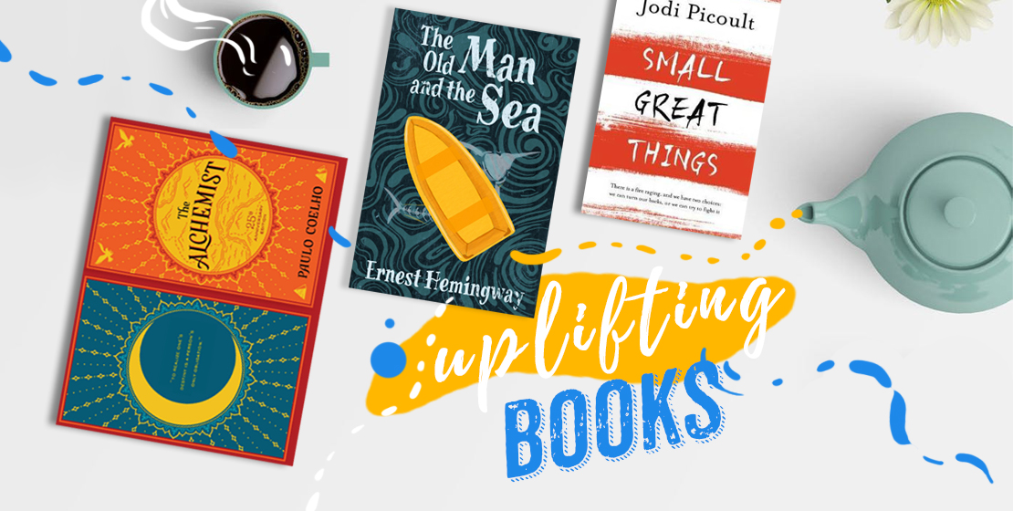 8 uplifting books that everyone can enjoy
