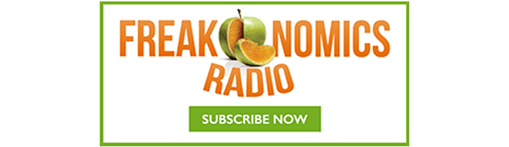 freakonomics - best educational podcasts of 2019