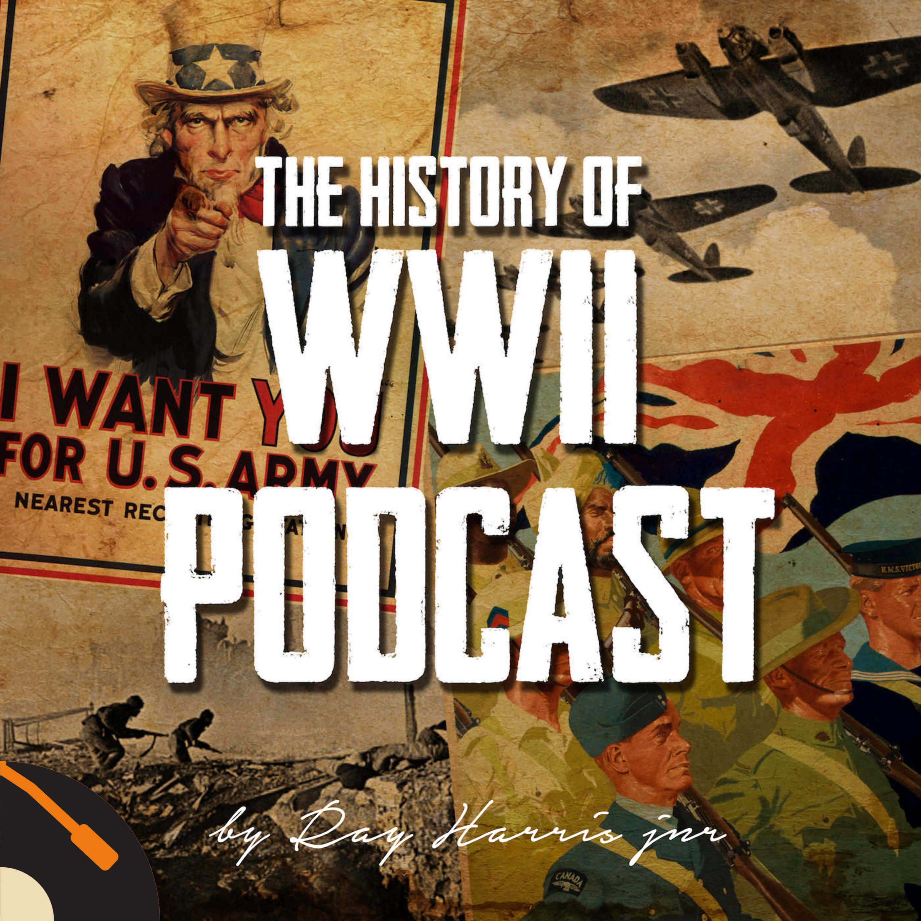 wwII podcast - best educational podcasts 2019