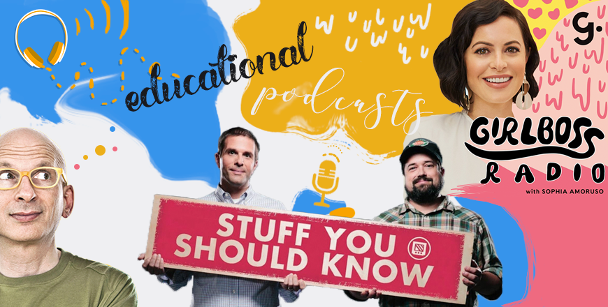 best educational podcasts 2019