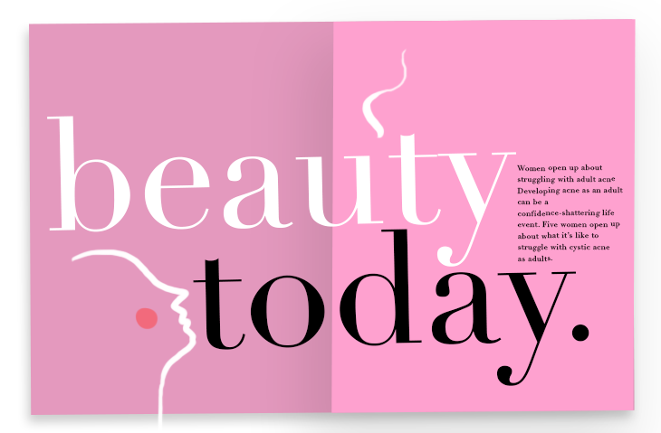 best magazine fonts didot