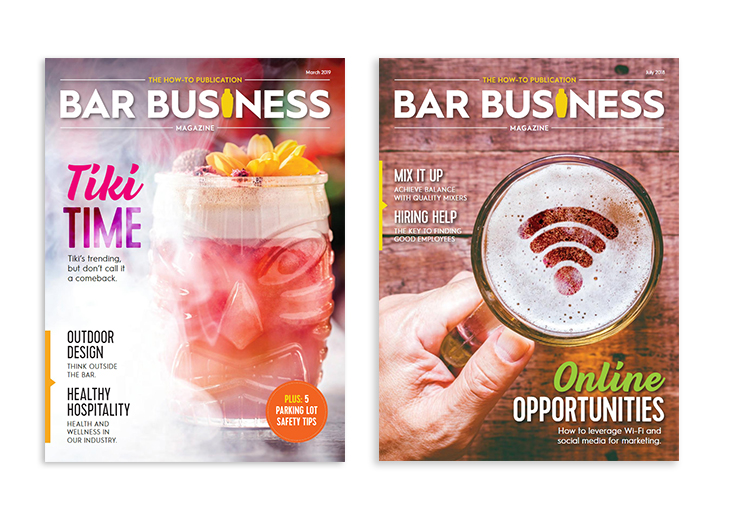 bar business magazine - best food magazines of 2019