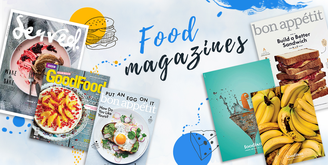 cover photo best food magazines of 2019