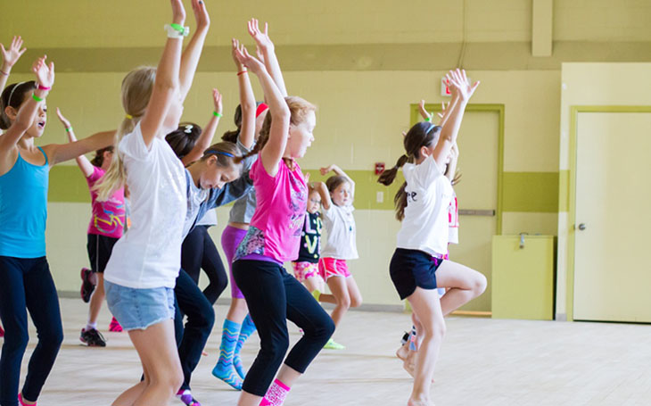 school fundraising ideas dance-a-thon