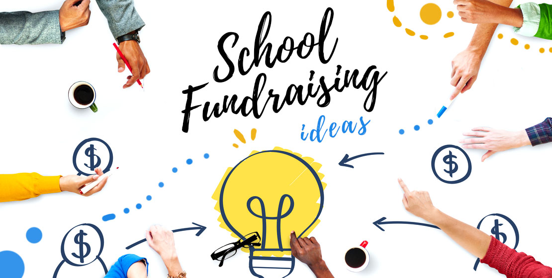 school fundraising ideas cover