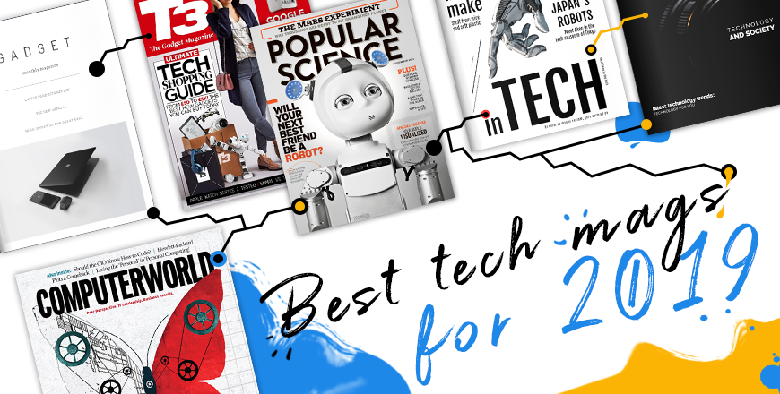 best technology magazines