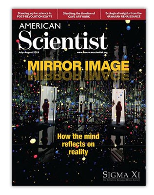 american scientist magazine cover