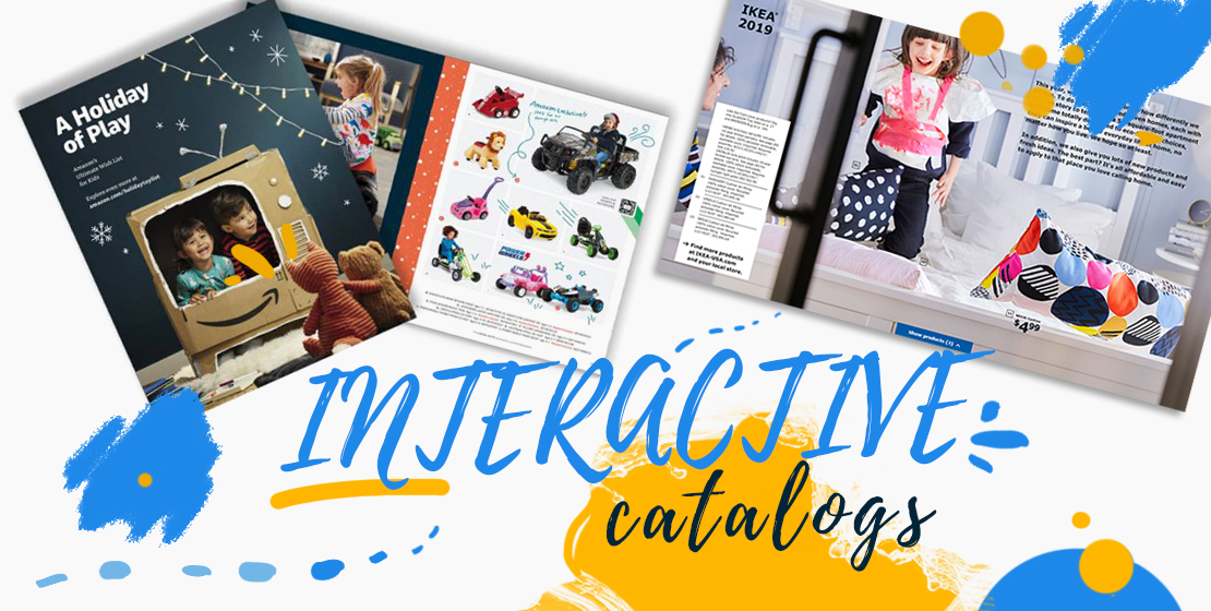 interactive catalogs: How to increase sales with shopping links