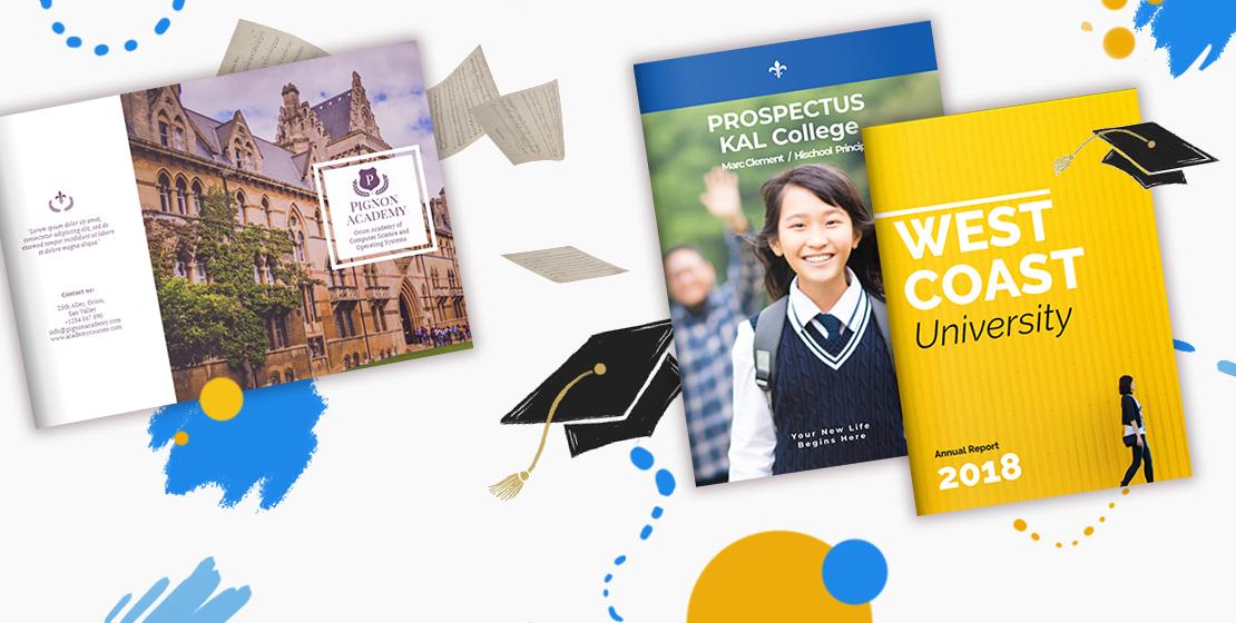 best prospectus examples