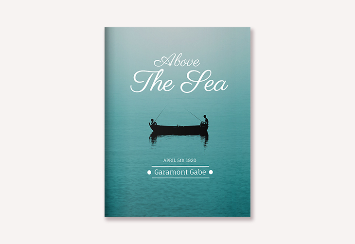 free book cover template