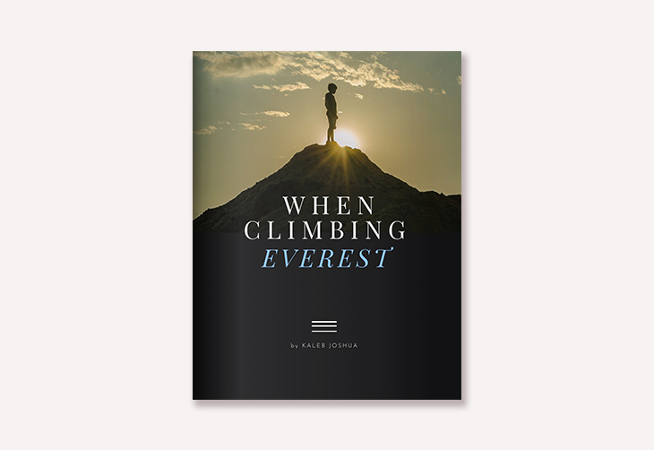 example of book cover template