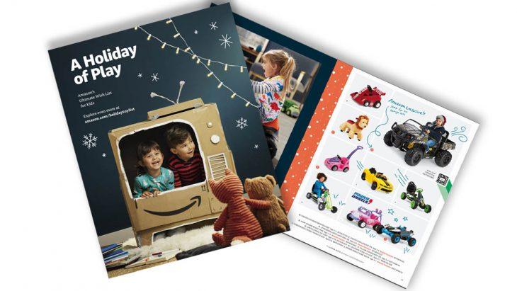 amazon printed catalog