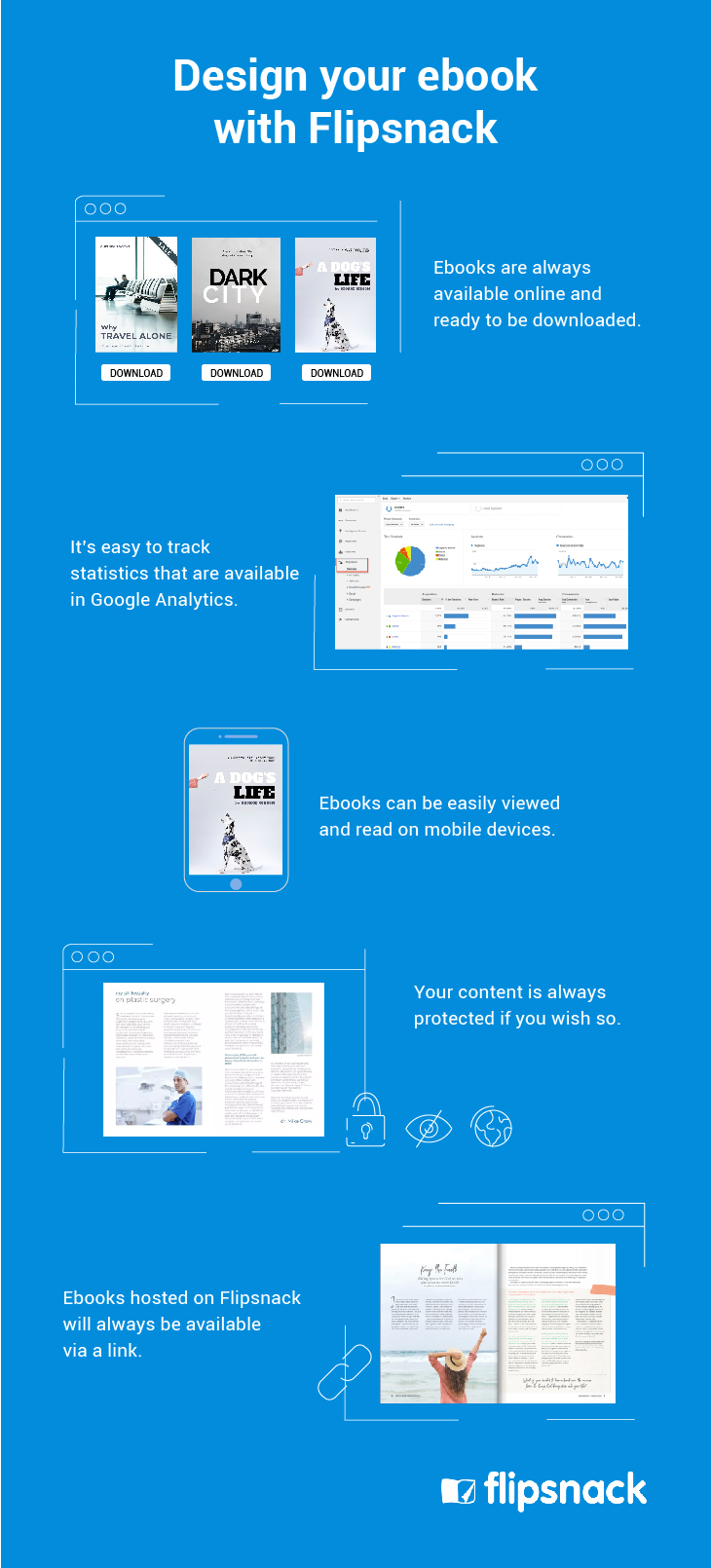 design ebook flipsnack