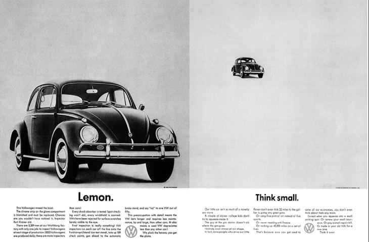 Brand storytelling examples - Volkswagen beetle