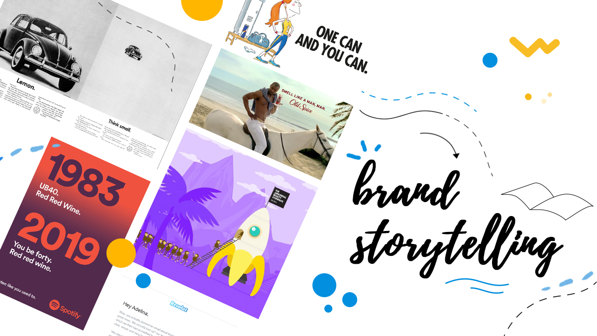 brand storytelling examples cover