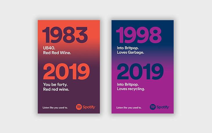 brand storytelling examples - spotify