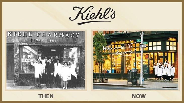 brand storytelling examples - kiehls