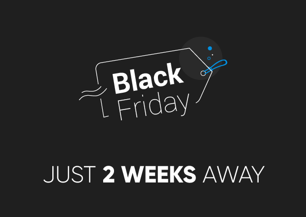 black_friday_ad example for your next holiday marketing campaign