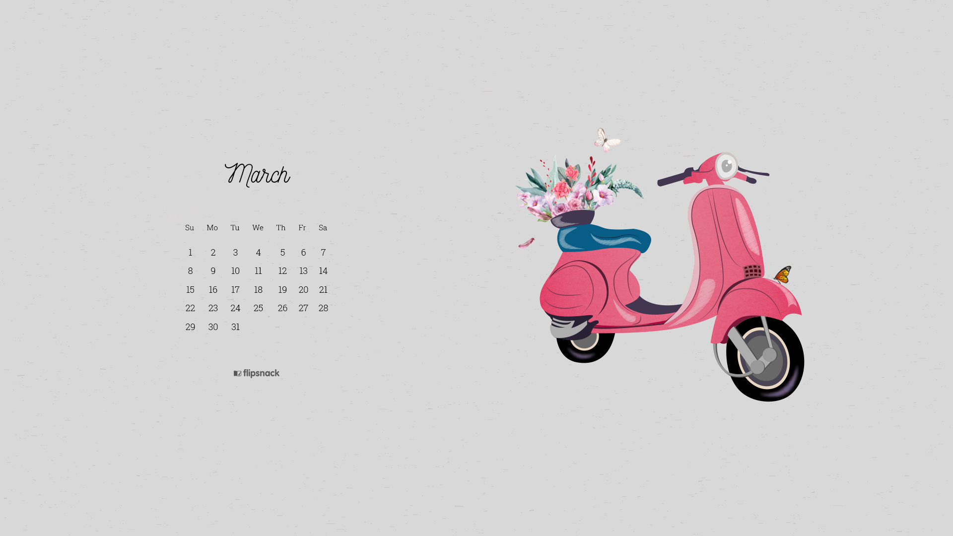 march 2020 wallpaper calendars