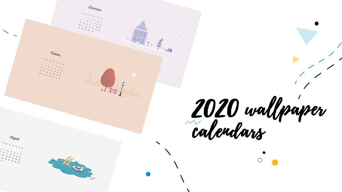 free 2020 wallpaper designs