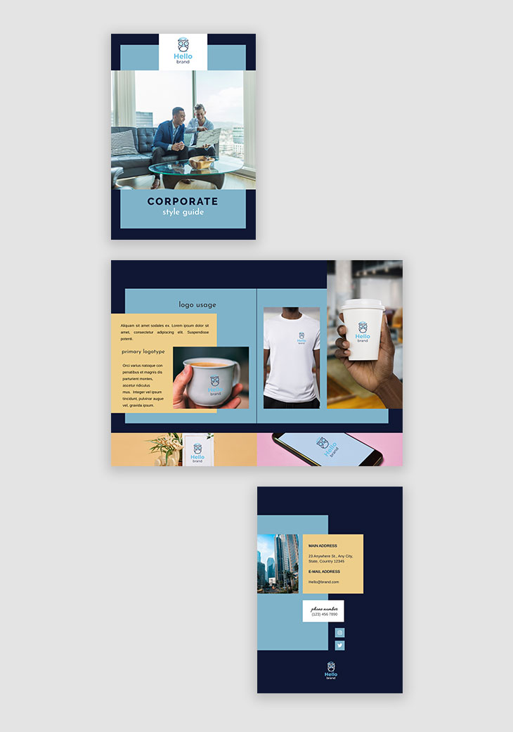 corporate-guidelines-template