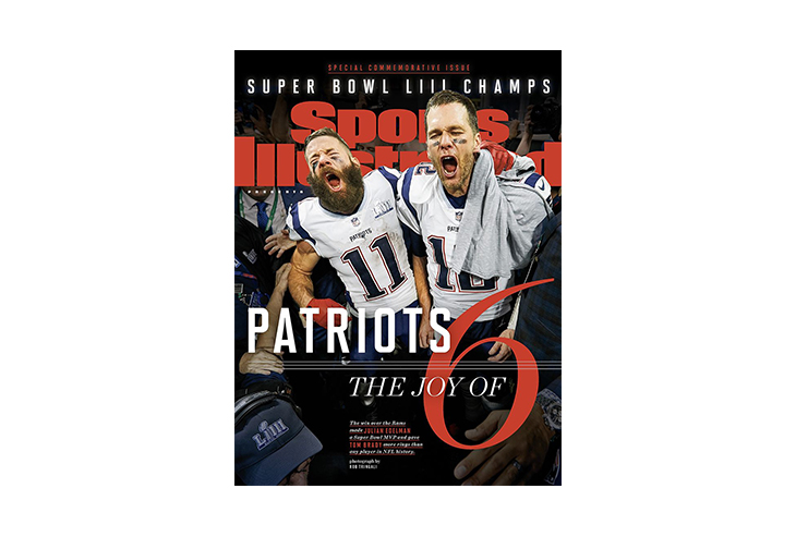 sports magazines - sports illustrated
