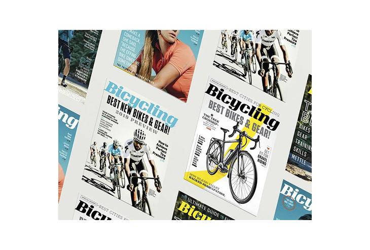 10 sports magazines - Bicycling magazine