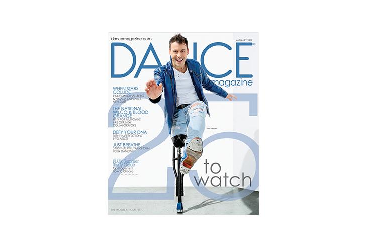 10 sports magazines - dance magazine