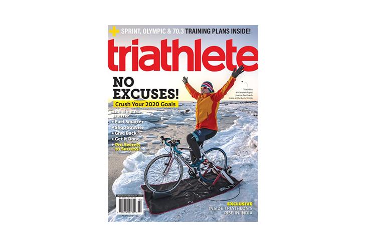 triathlete sports magazine