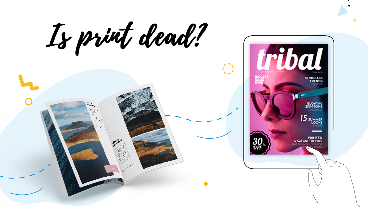 is print dead cover