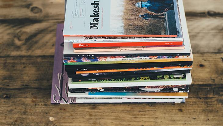niche print magazines