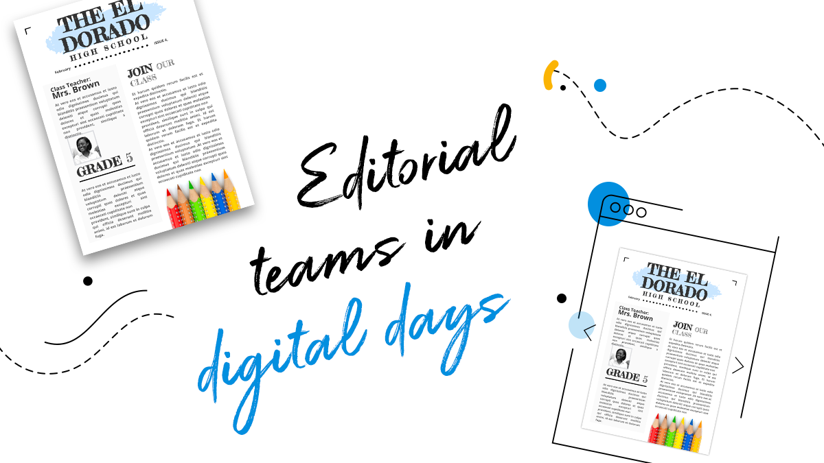 editorial teams in the digital age
