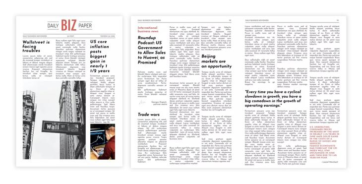 fjalla one newspaper font