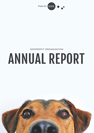 Nonprofit-Annual-Report-Template