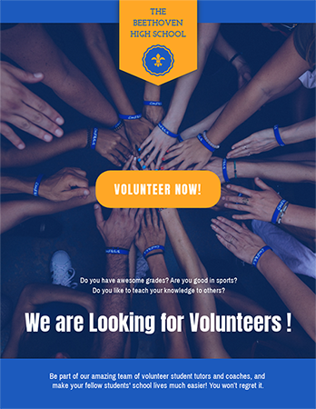 Colorful-Volunteer-Flyer-Template