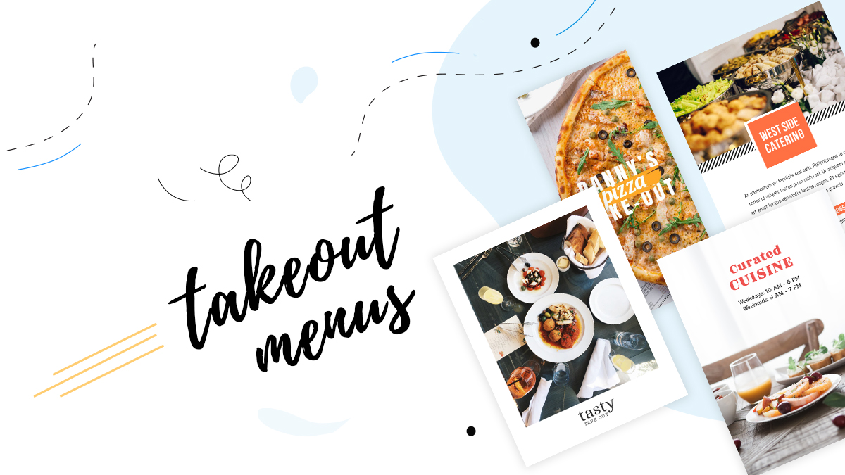 8 takeout menu templates to build an appetite