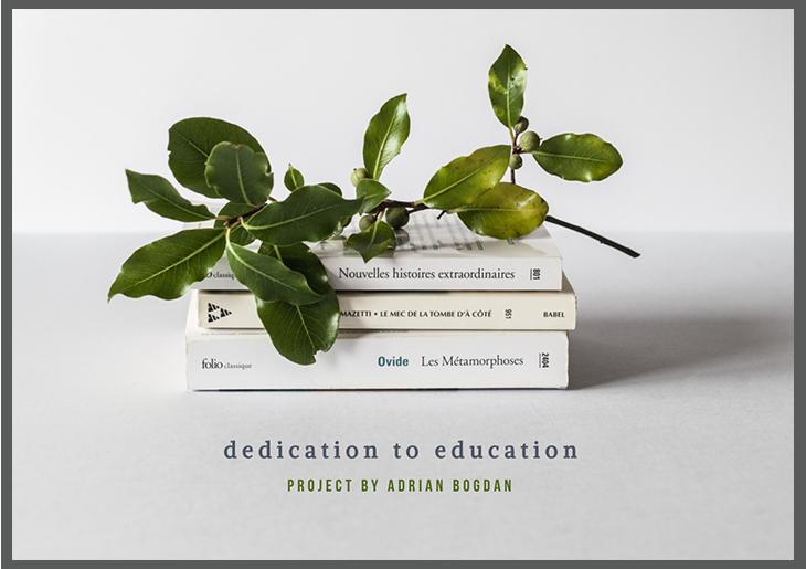 Elegant Education Presentation Template