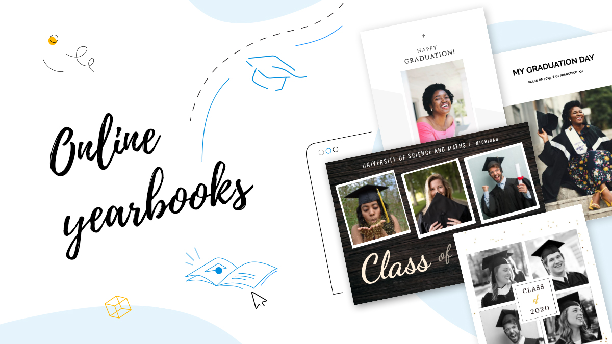 make your own online yearbook
