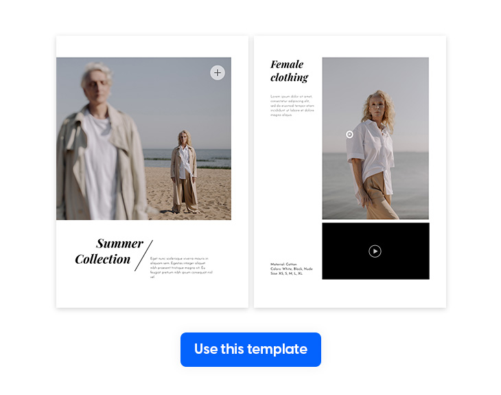 fashion-brochure-template-made-in-Flipsnack