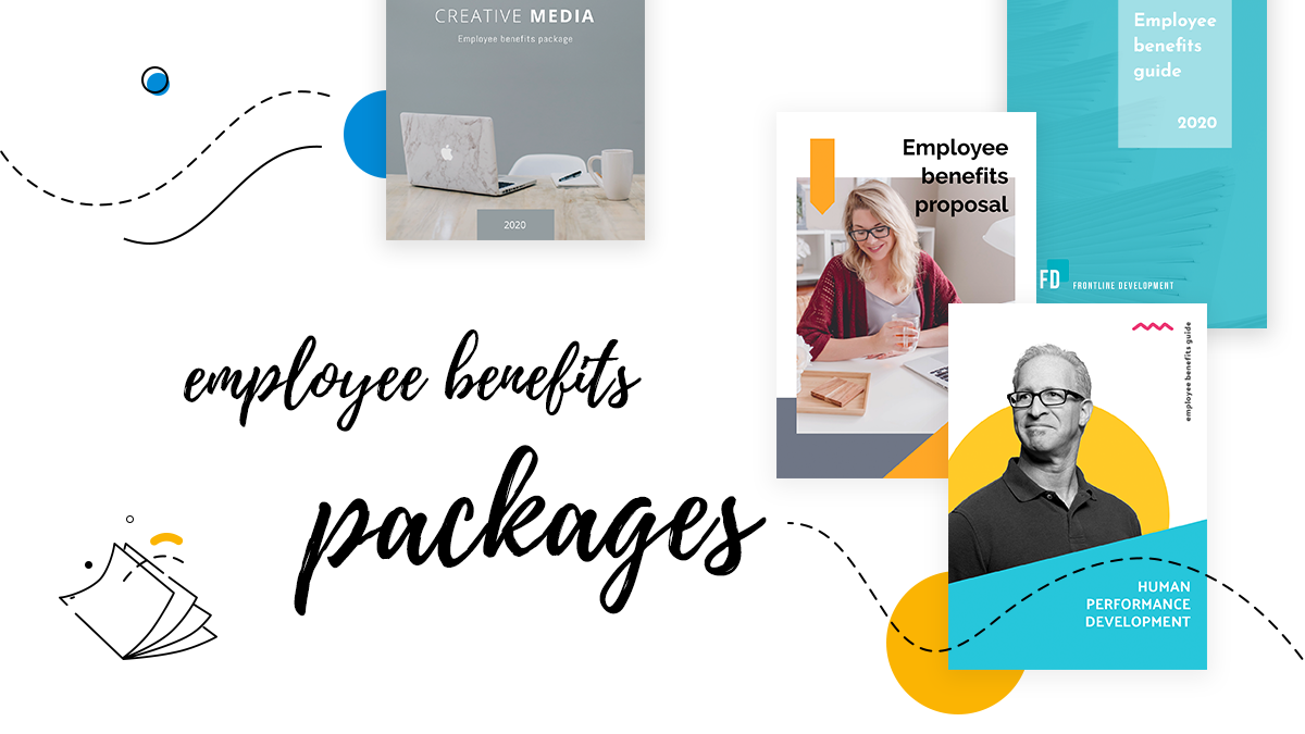create employee benefits packages