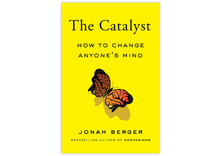 marketing books: The Catalyst